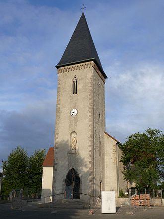 Castétis - Church