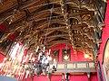 Castello di miramare, sala del trono, soffitto 01.jpg