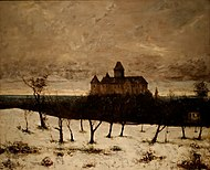 Castle of Blonay Gustave Courbet.jpg