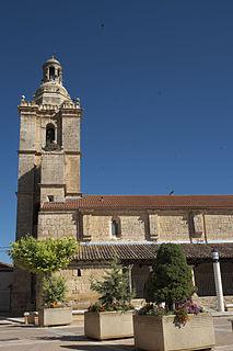 Castromonte Place in Castile and León, Spain