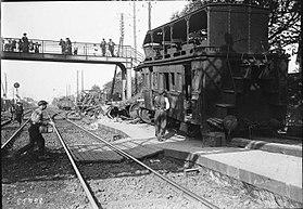 Accident Ferroviaire De Houilles Wikipedia