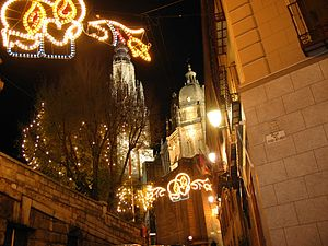Catedral de Toledo-Navidad