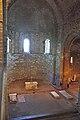 Cathédrale de Maguelone-Abside-Dalles Funéraires-Autels.1.jpg