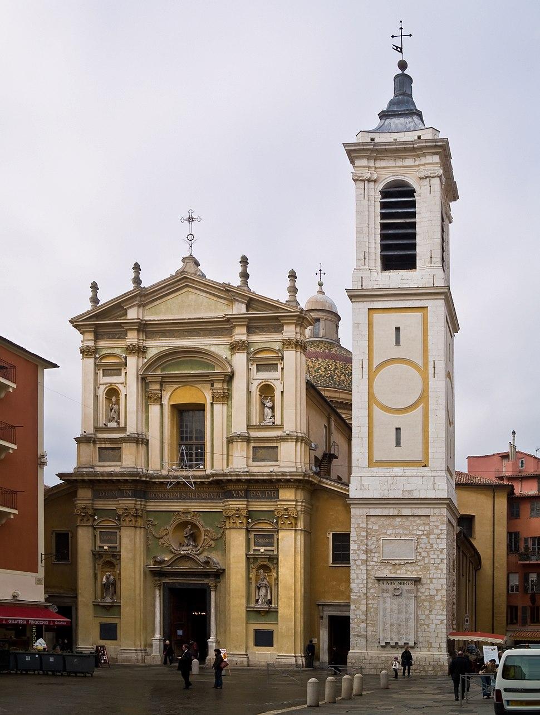 Cathedrale Sainte-Reparate Nice