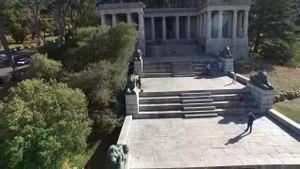 File:Cecil Rhodes Memorial Cape Town.webm