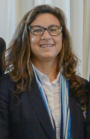 Cecilia Carranza Saroli - Image: Cecilia Carranza Saroli