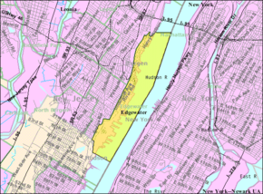 Census Bureau map of Edgewater, New Jersey.png