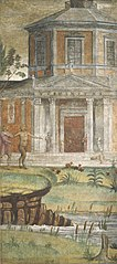 Cephalus and Pan at the Temple of Diana