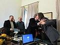 Cerimónia de assinatura do memorando de entendimento entre Wikimedia Portugal, UAb, CIDH, LE@D e CLEPUL - IMG 8014.jpg