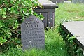 Cerrig bedd - Gravestones Llanarmon - geograph.org.uk - 415923.jpg