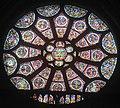 Châlons-en-Champagne, Collégiale Notre-Dame-en-Vaux, gothic rose window.JPG