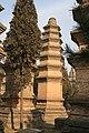 Chan Master Chun Zhuo Pagoda, Yuan, 1354 AD (10199369186).jpg