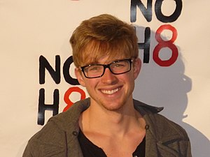 40th Daytime Emmy Awards - Chandler Massey, Outstanding Younger Actor winner