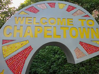 Chapeltown, Leeds - Public Art on Chapeltown Road