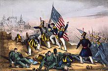La invasión de 1847 IV: Federalismo vs Centralismo