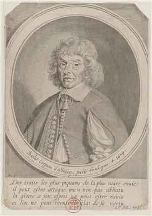Charles Coypeau d'Assoucy - Charles Coypeau d'Assoucy.