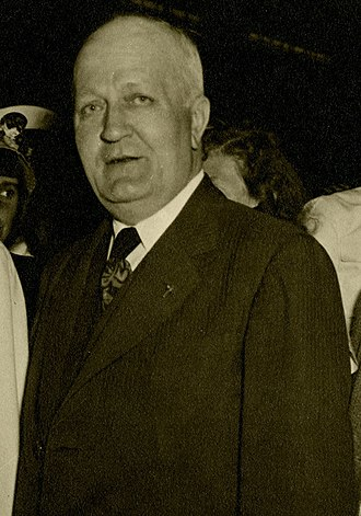 Charles M. Dale - Dale in 1945