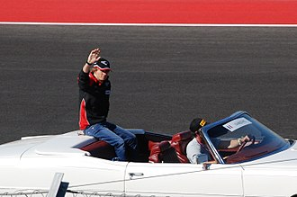 Charles Pic - Pic at the 2012 US Grand Prix