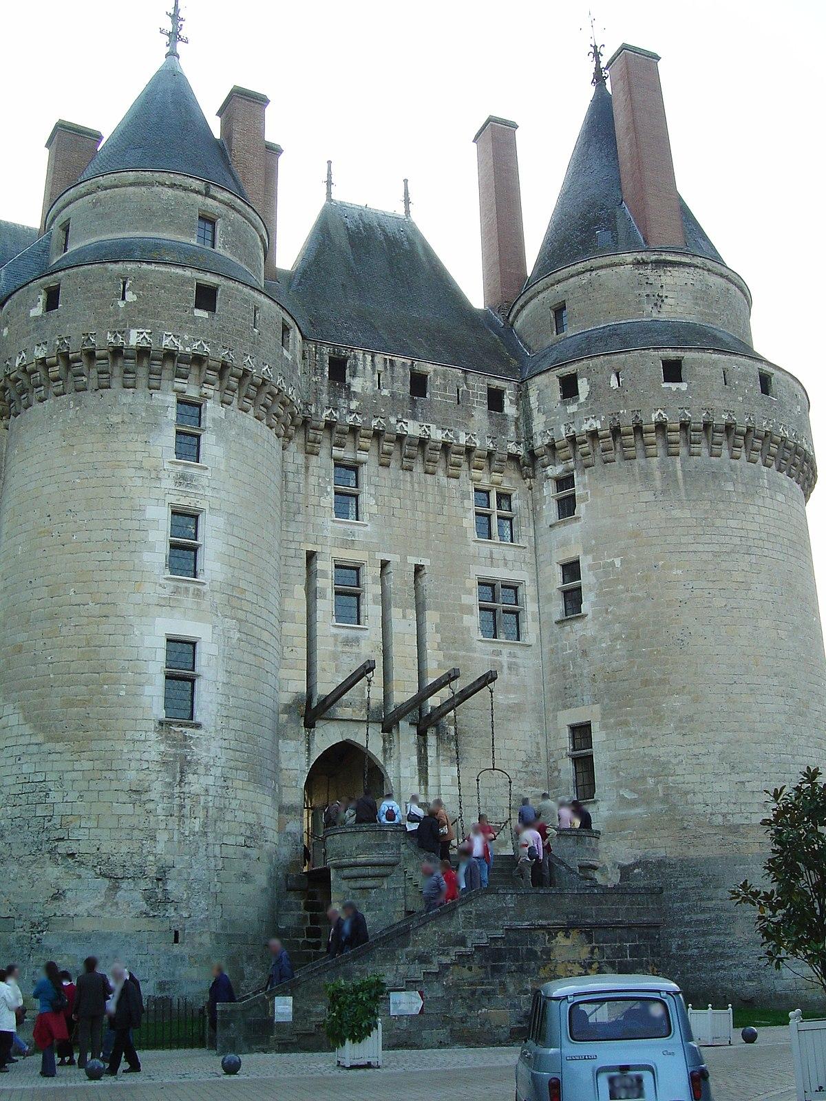 Px Chateau Langeais