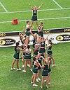 Cheerleaders - American Football - World Games Duisburg 2005 (2533).jpg