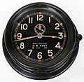 Chelea World War Two era Ships Clock with an 11 jewel movement marked Chelsea Clock Company Boston, MA.jpg