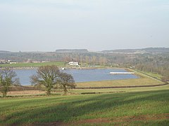 Chelmarsh Reservoir and Sailing Club - geograph.org.uk - 682346.jpg