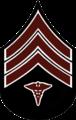 Chevron - Sergeant Hospital Corps 1902-1909 2.png