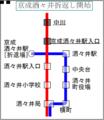Chiba Green Bus Motosakura Line 12.png