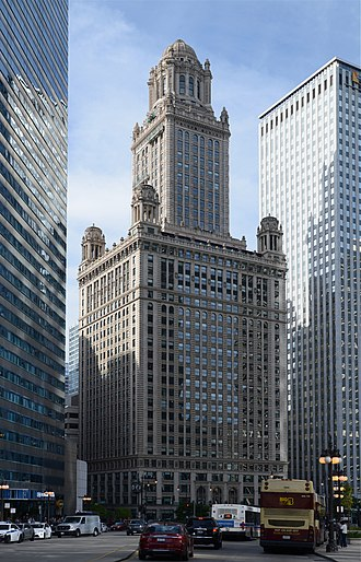 35 East Wacker - Image: Chicago September 2016 41