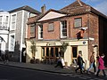 Chichester - Zizzi's restaurant on South Street - geograph.org.uk - 1203223.jpg