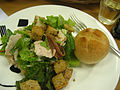 Chicken caeser salad (5959543492).jpg