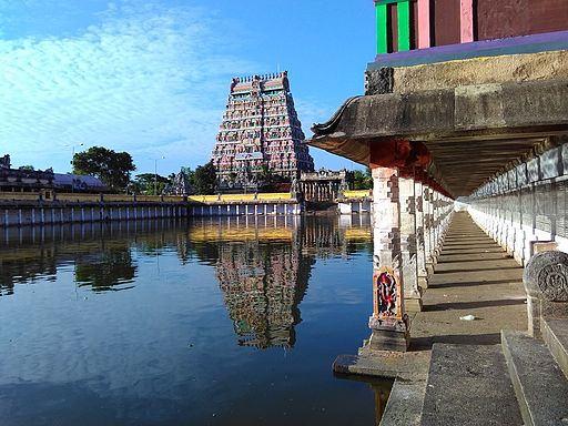 Chidambaram Thillai Natarajar Temple - Travelogue
