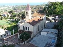 Chiesa nuova di S. Zaccaria Caulonia