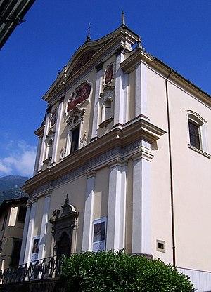 Gianico - San Michele church