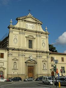 Px Chiesa Di San Marco C Facciata