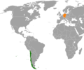 Chile Germany Locator.png