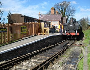 Chinnor and Princes Risborough Railway