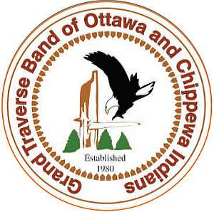 Grand Traverse Band of Ottawa and Chippewa Indians - Seal of the Grand Traverse Band of Ottawa and Chippewa Indians