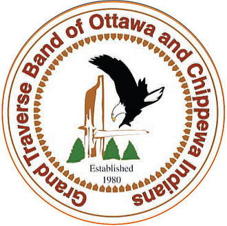 Odawa - Seal of the Grand Traverse Band of Ottawa and Chippewa Indians.