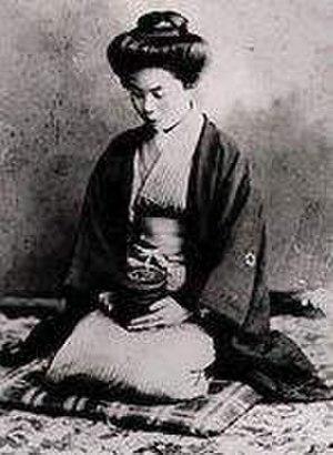 Sadako Yamamura - Chizuko Mifune, a famous psychic in the early 20th century, is an inspiration for Sadako and her mother Shizuko.