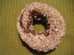 Menon And Coconut Cake