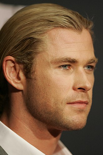 Chris Hemsworth - Hemsworth in 2013