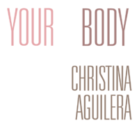 Christina Aguilera - Your Body logo.png