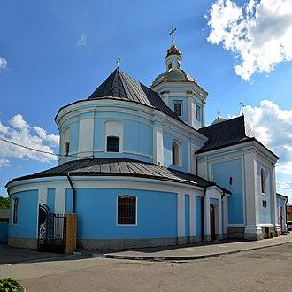 Sambir - Sambir. Church of Nativity of the Theotokos