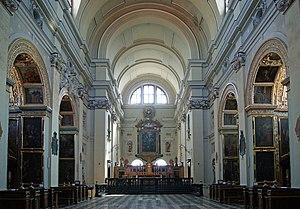 Camaldolese Hermit Monastery, Kraków - Interior of the monastery