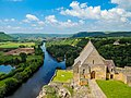 Church of Our Lady of the Assumption of Beynac and Dordogne River.jpg