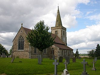 Churchover - Holy Trinity church