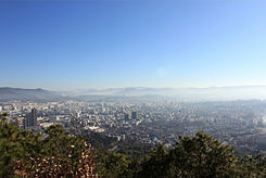 Chuxiong city overview.jpg