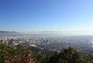 Chuxiong City County-level city in Yunnan, Peoples Republic of China