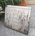 Cimetière de Villefranche-sur-Saône - Plaque Amicale Classe 1944.jpg